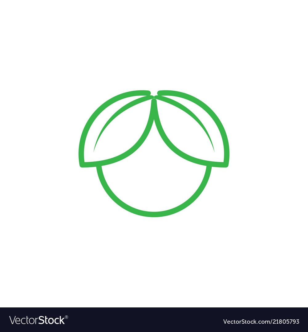 Leaf logo design inspiration