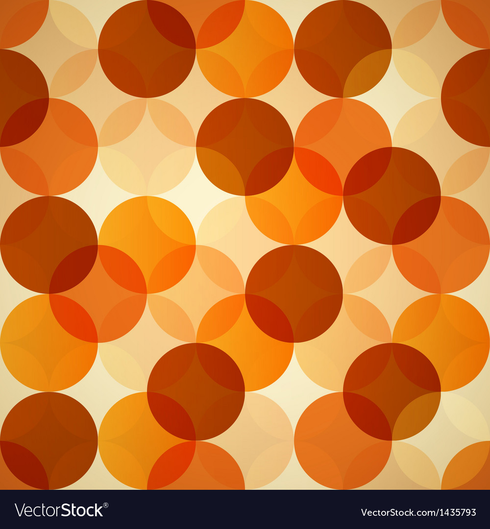 Seamless Circle Abstract Background