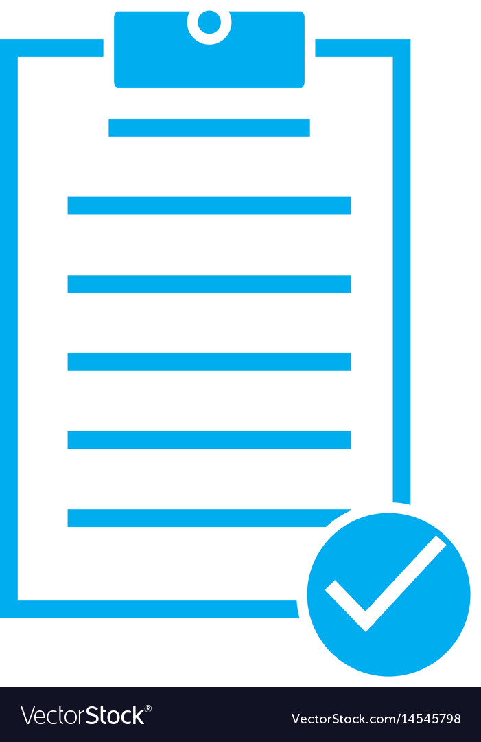 Form icon on white background form sign
