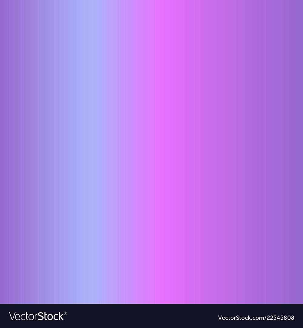 Holographic gradient hologram screen