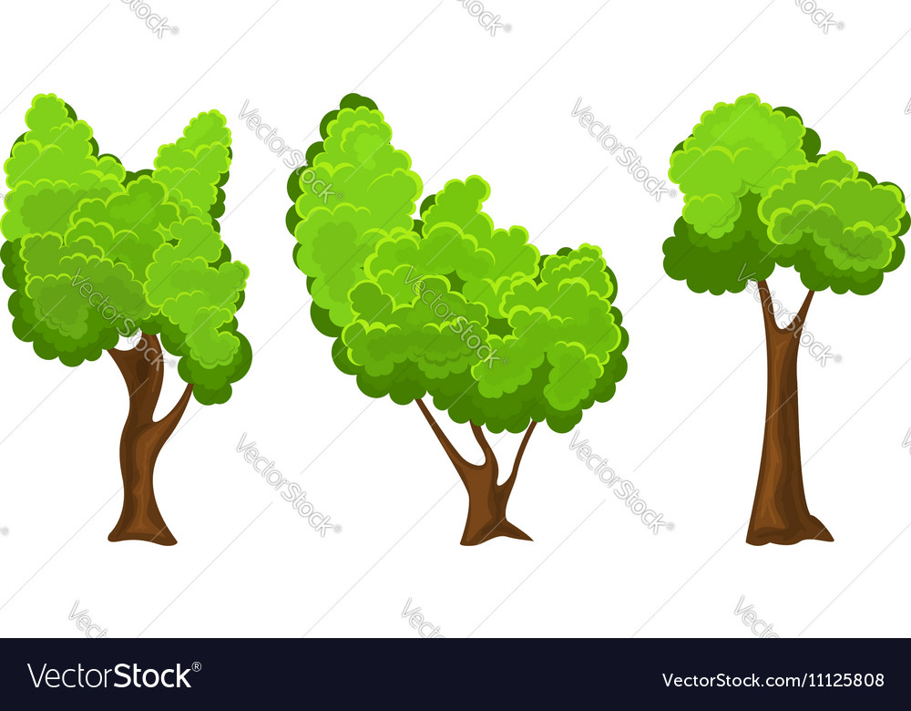 Summer tree set