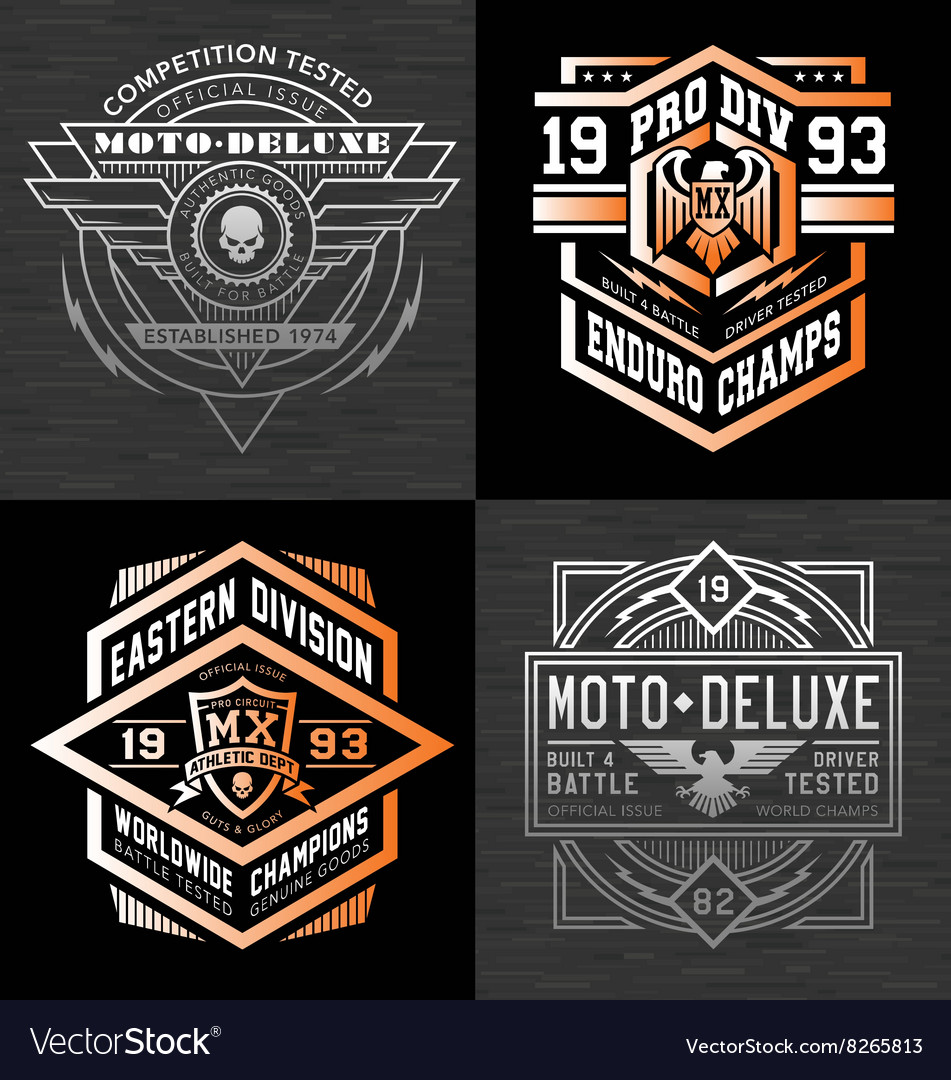 Motorcycle sports racing t-shirt graphics