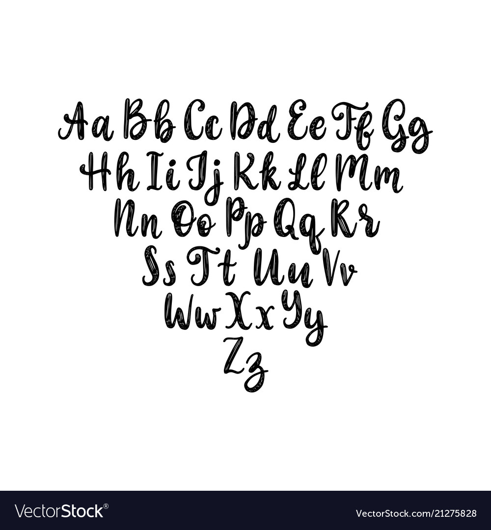 calligraphy letters pdf download