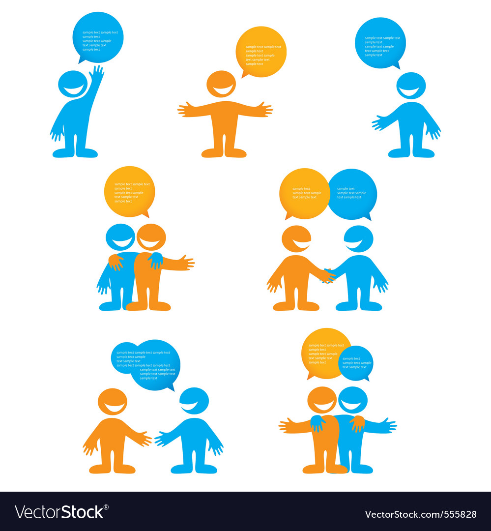 Dialogue people