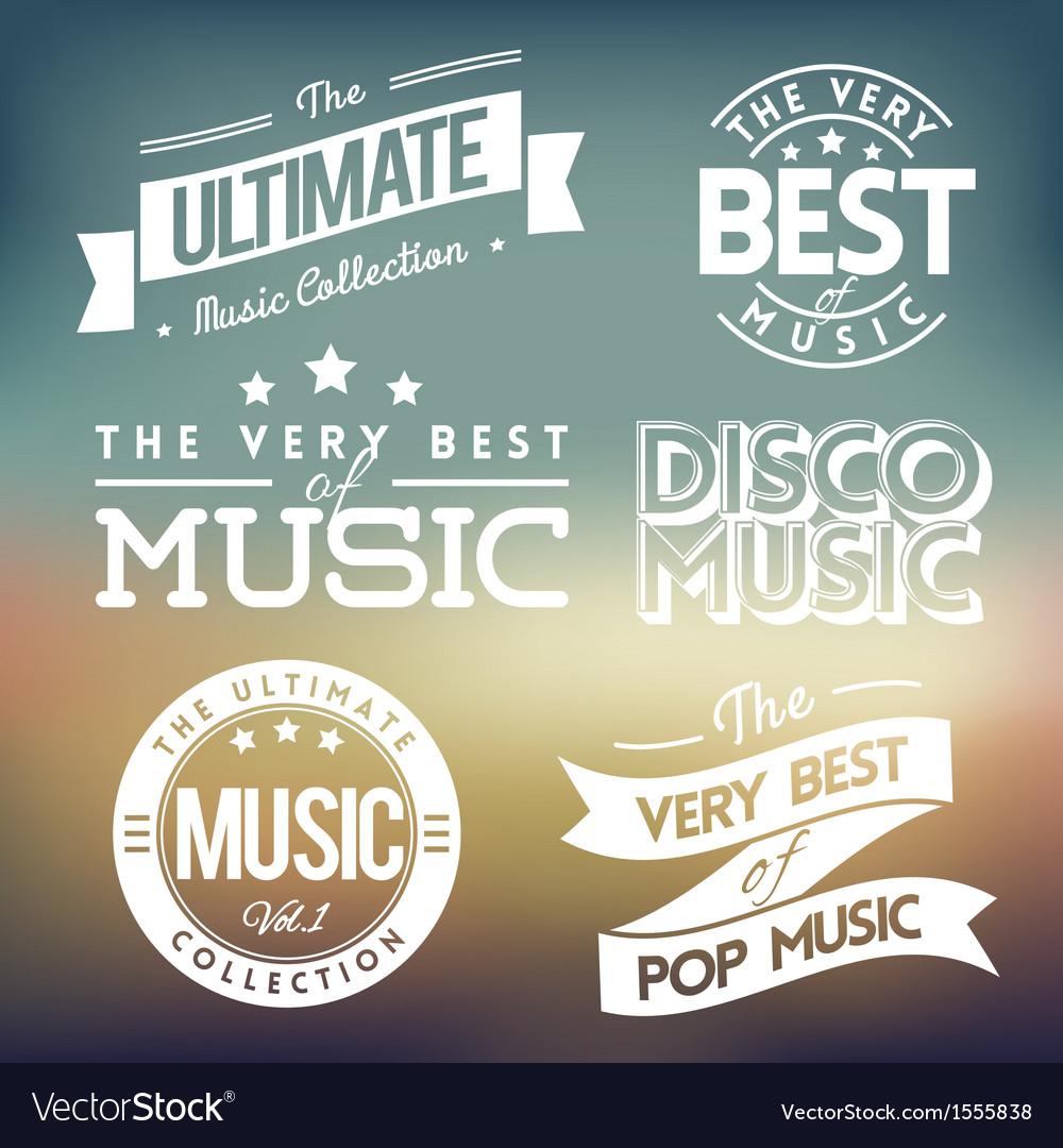 Music Labels