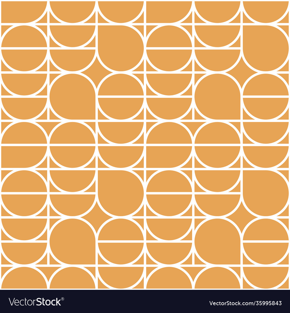 Geometry minimalistic seamless pattern poster with