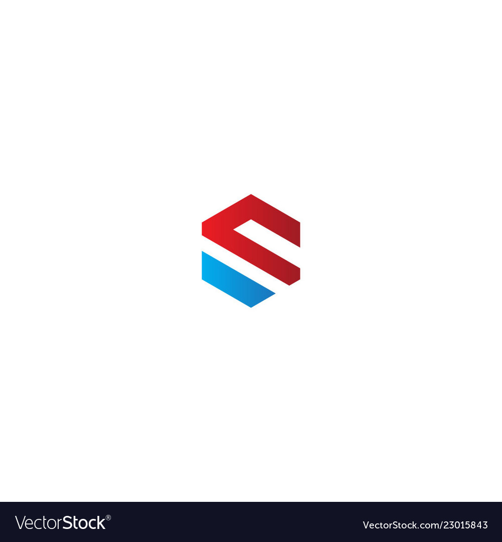 S initial brand company logo