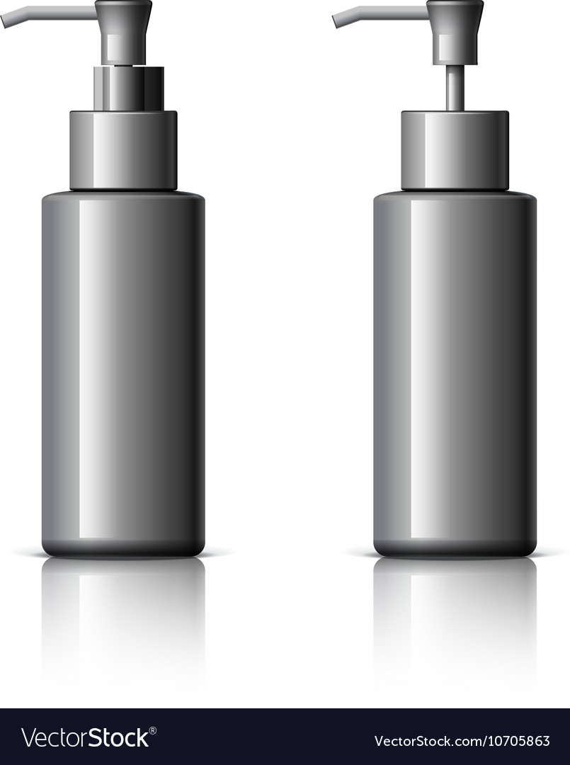 Cosmetic glass bottle can sprayer container