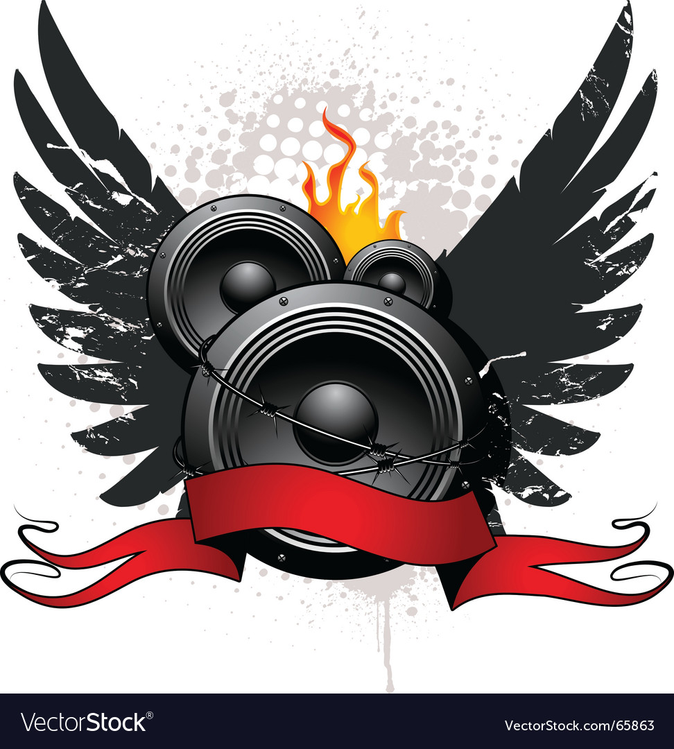 Wings speakers
