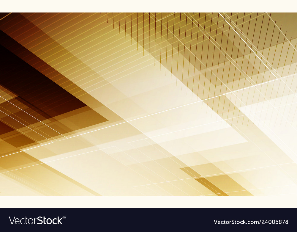 Abstract futuristic background with polygonal