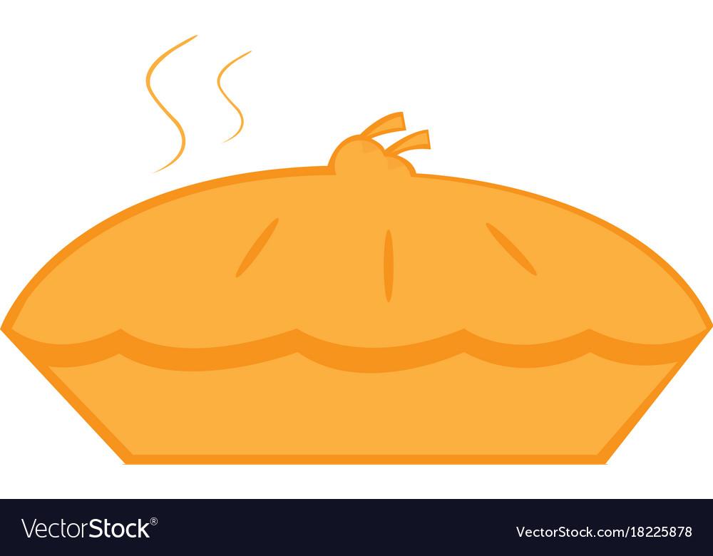 Isolated pie icon
