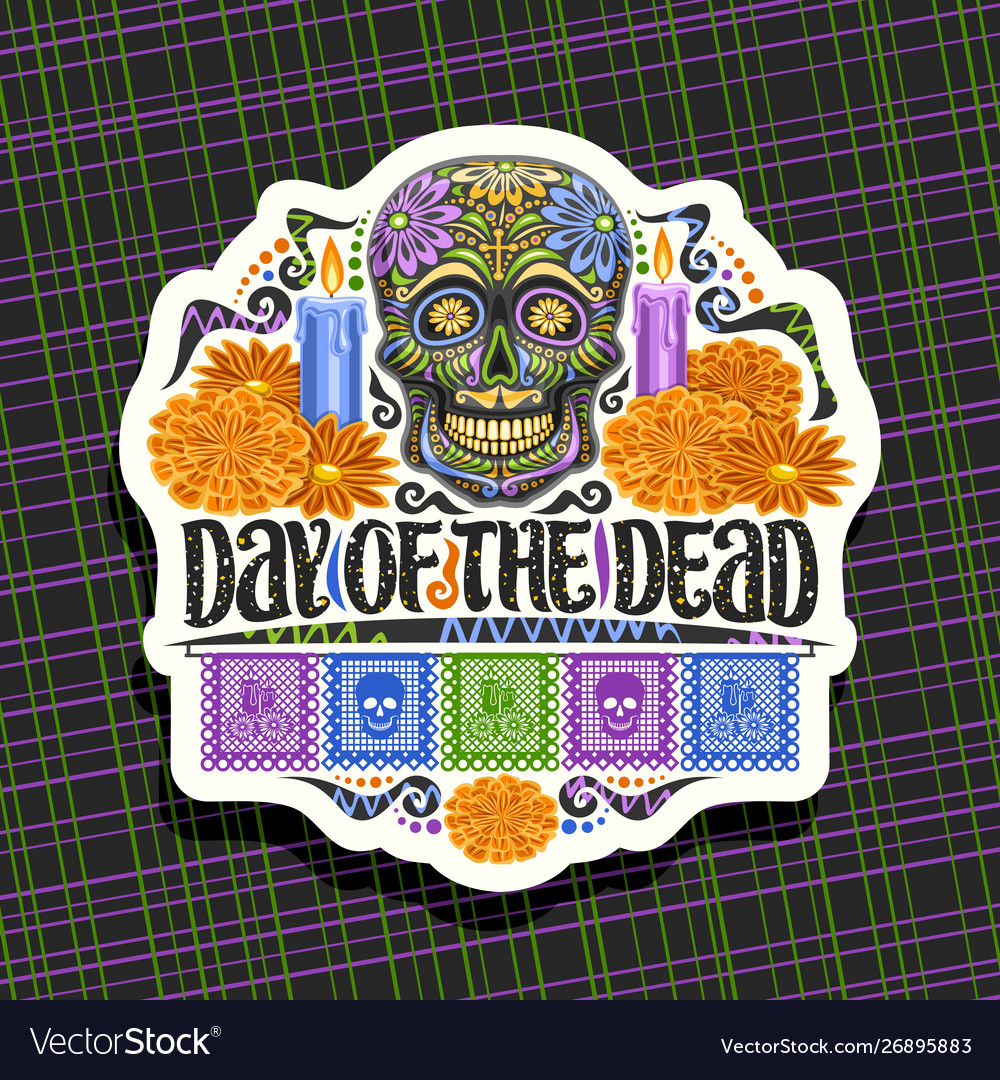 Logo for day dead