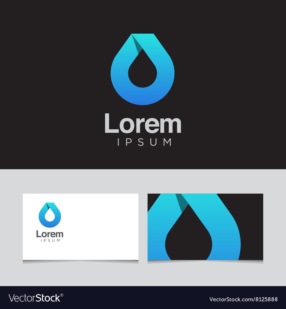 Logo design element 43 vector image