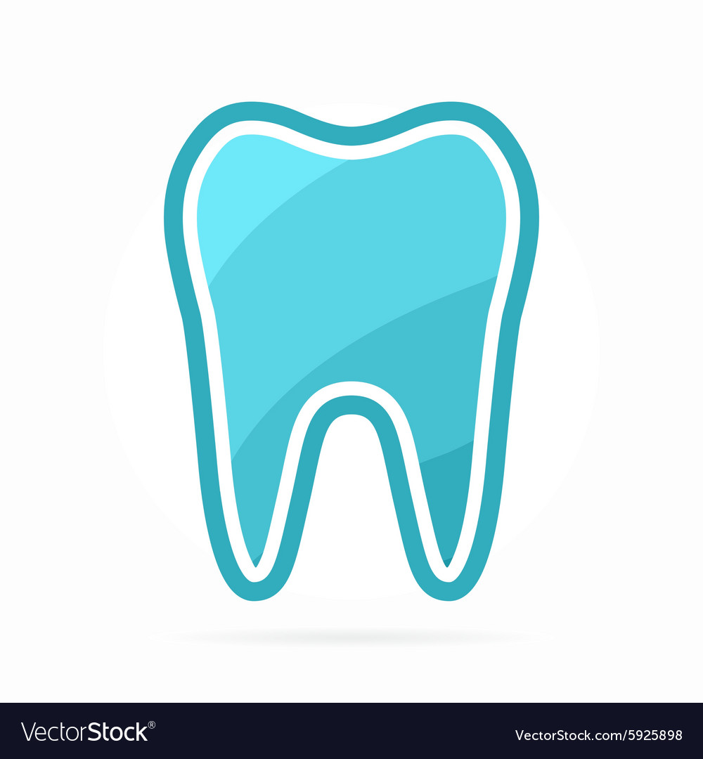 dental logo design royalty free vector image vectorstock