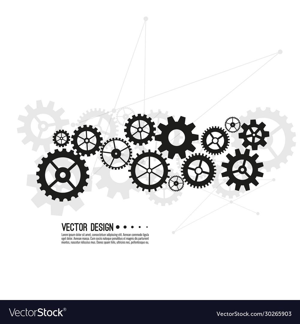 Gear wheel and cogwheel mechanism