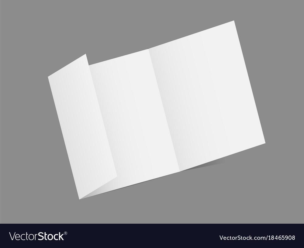 3d brochure mockup