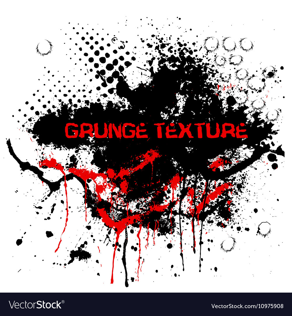 Grunge texture abstract template background