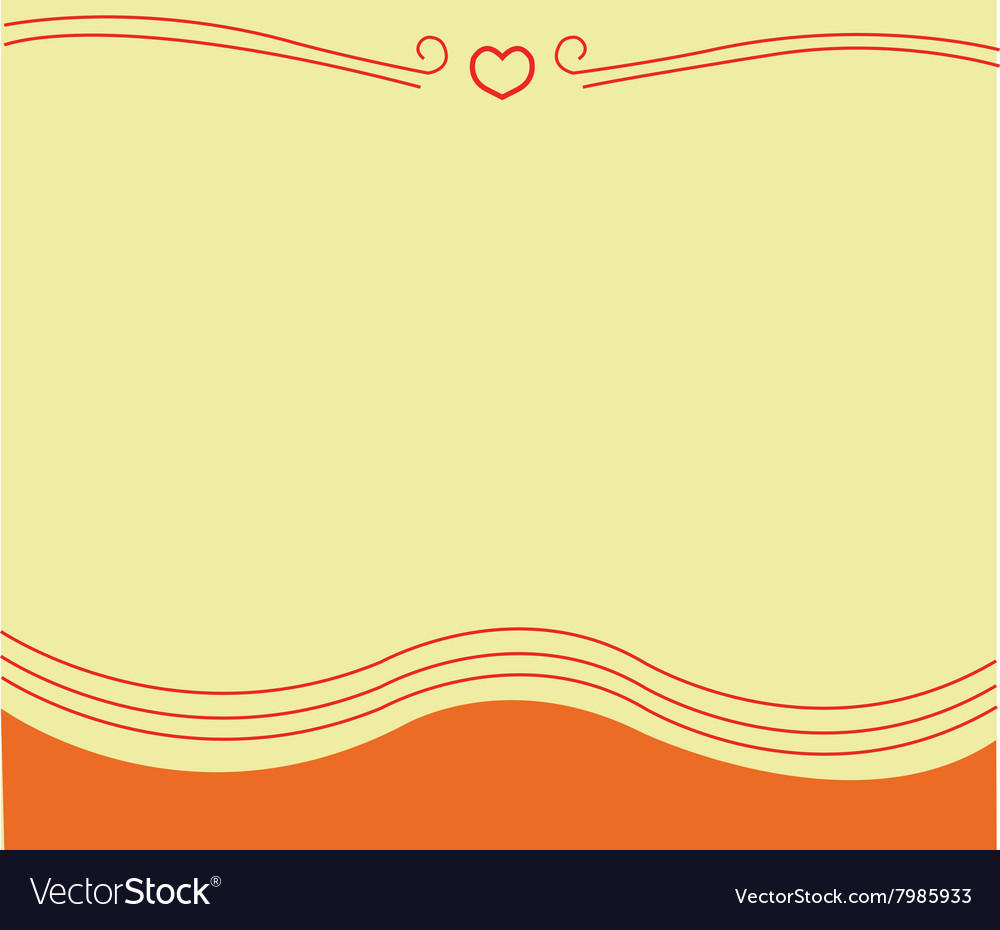 Background for a card vector image
