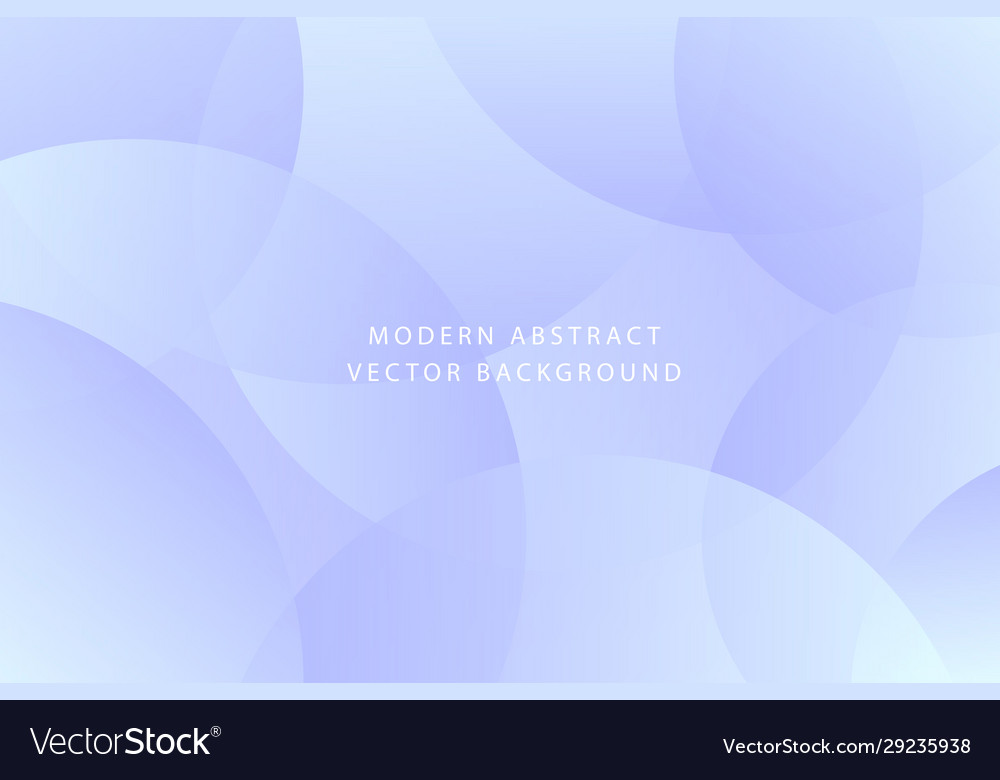 Bright transparency circle background