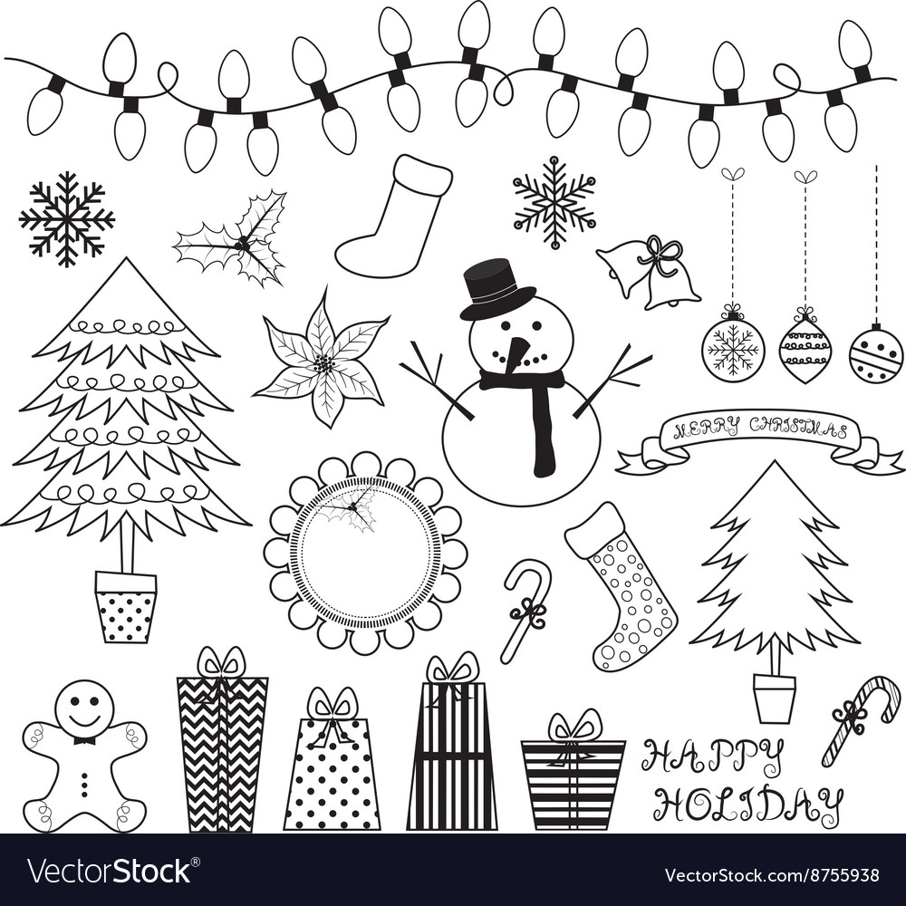 Collections Royalty Free Vector Image