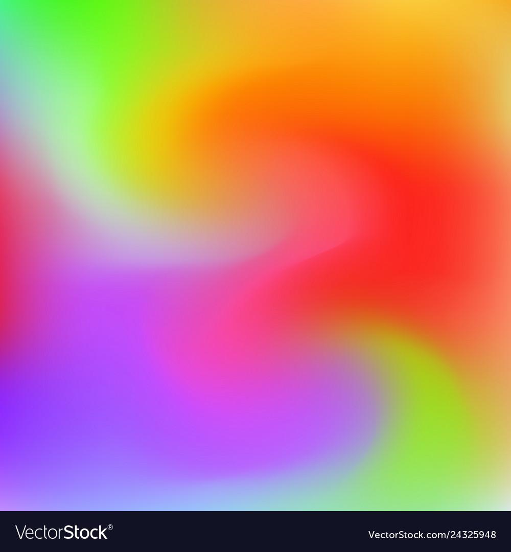 Abstract rainbow liquid colorful vibrant