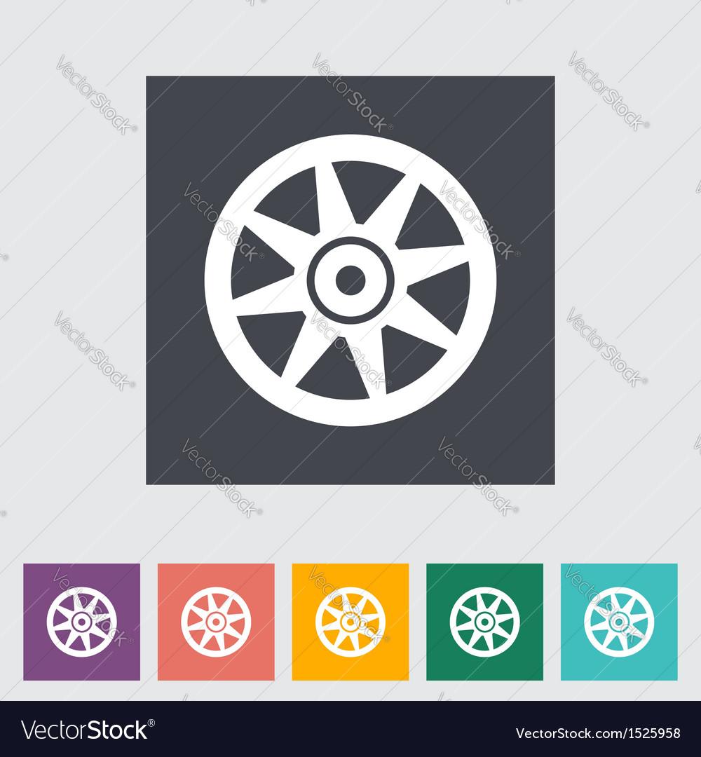 Icon Car drive