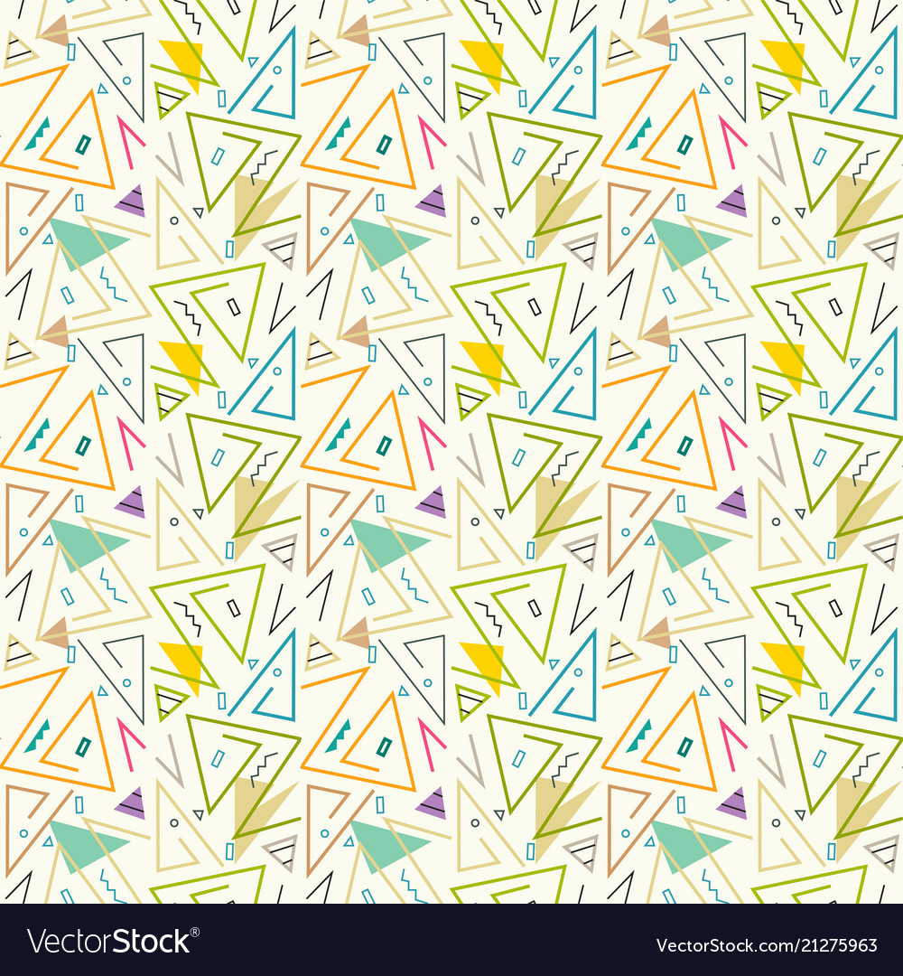 Seamless pattern and stylish texture repeating