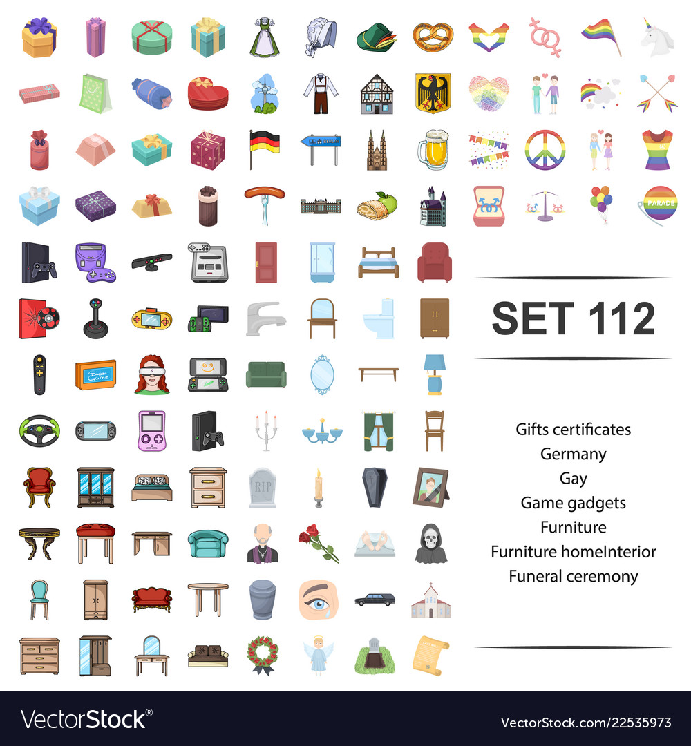 Gift Certificate Germany Royalty Free Vector Image