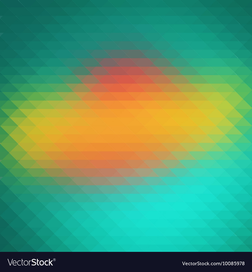Abstract geometric background with rhombus