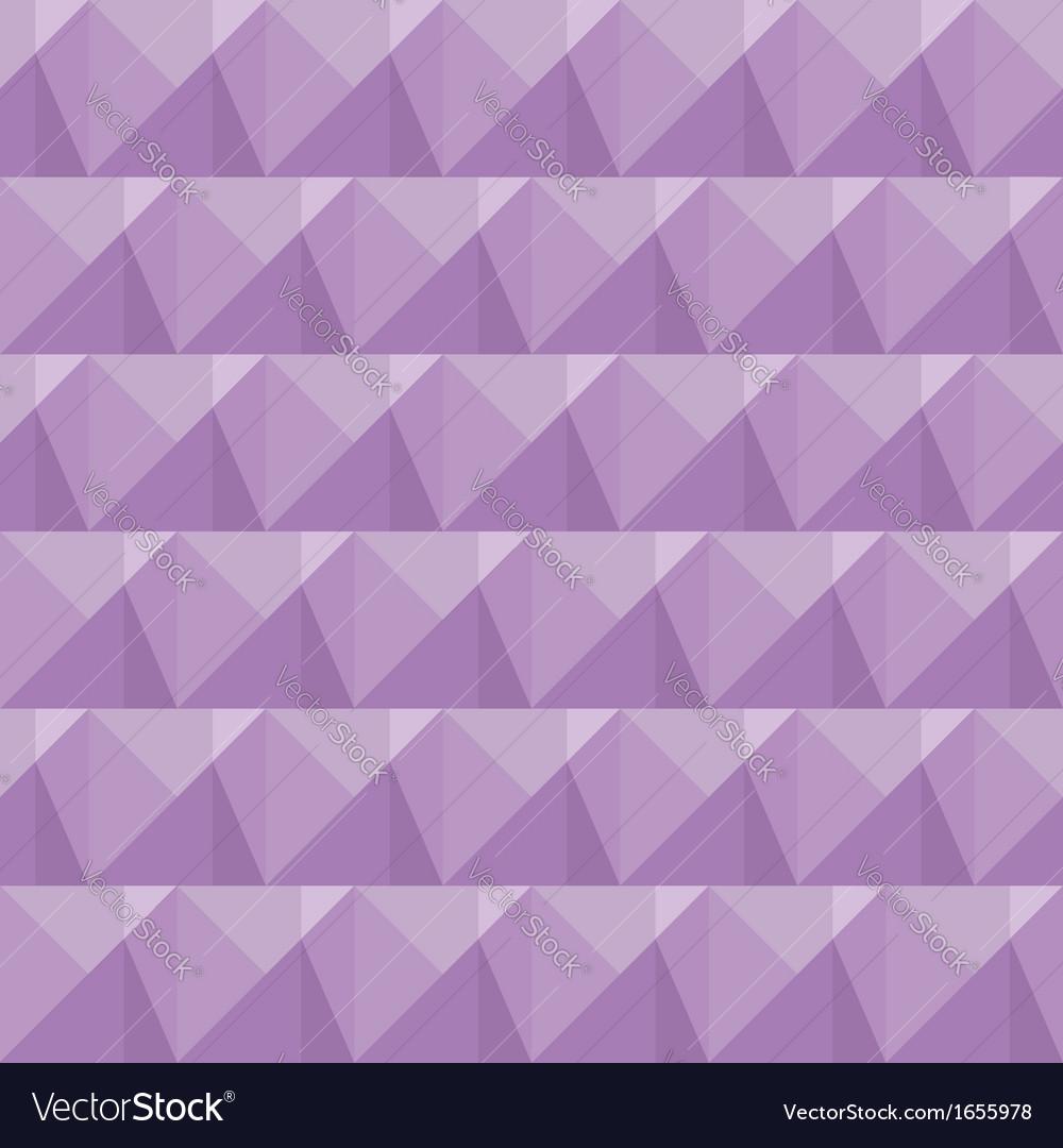 Poligonal pattern vector image