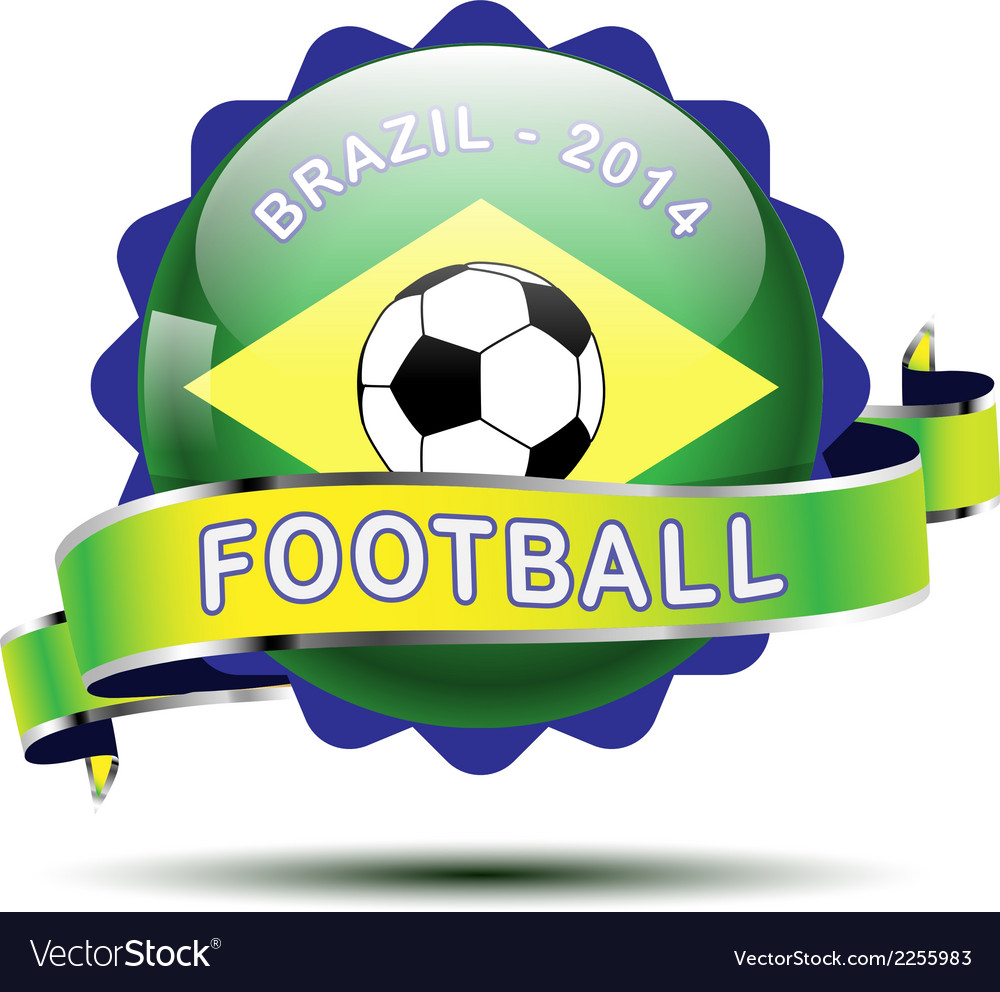 Brazil icon button
