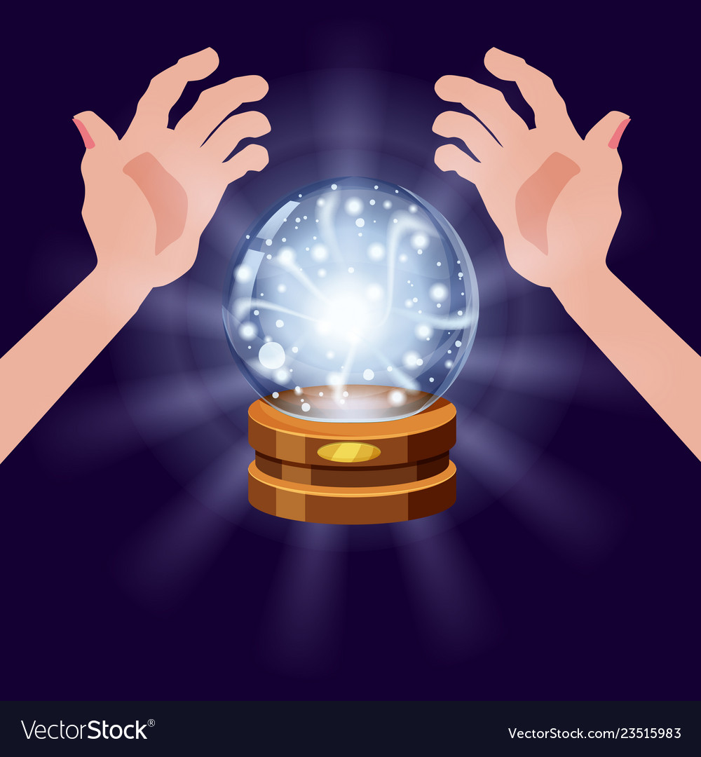 Online Magic Crystal Ball