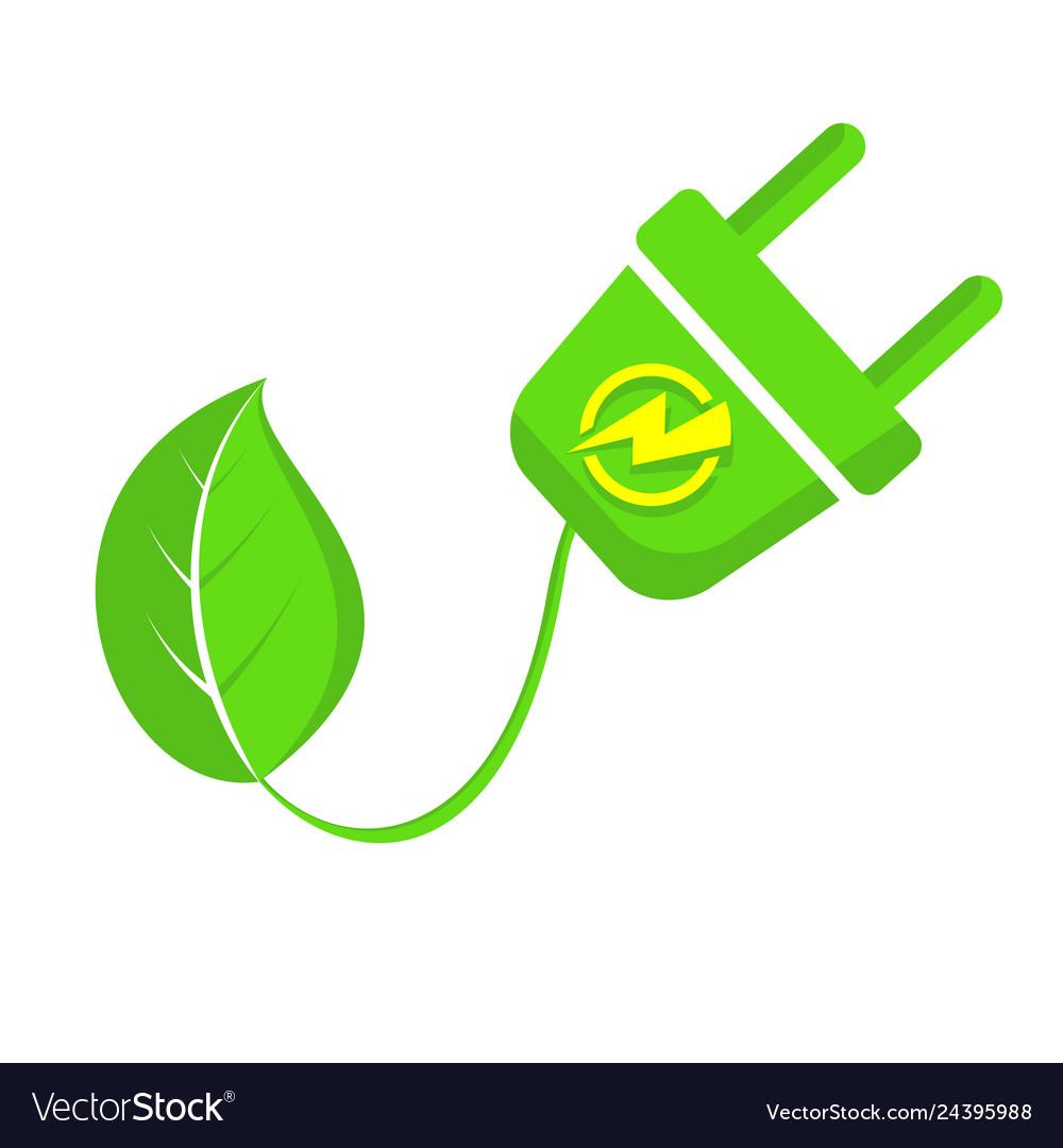 Eco Green Energy Concept World Environment Day