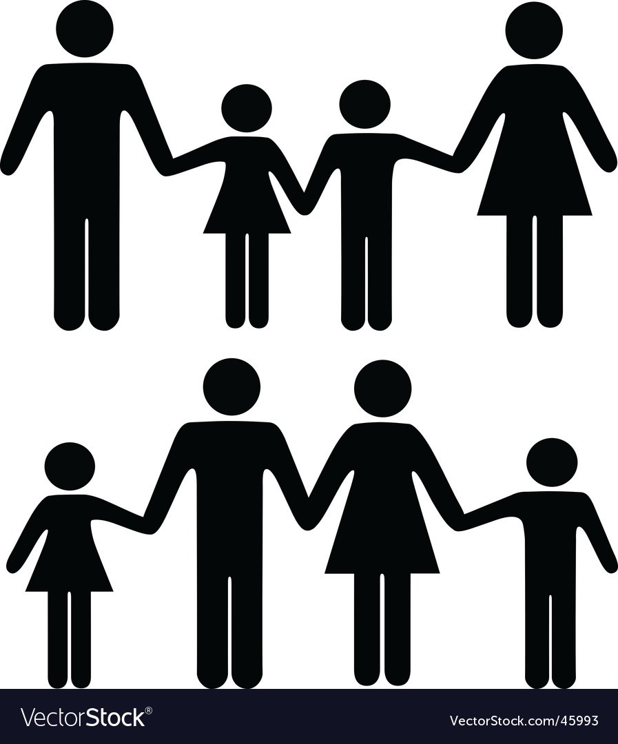 girl and boy holding hands symbol