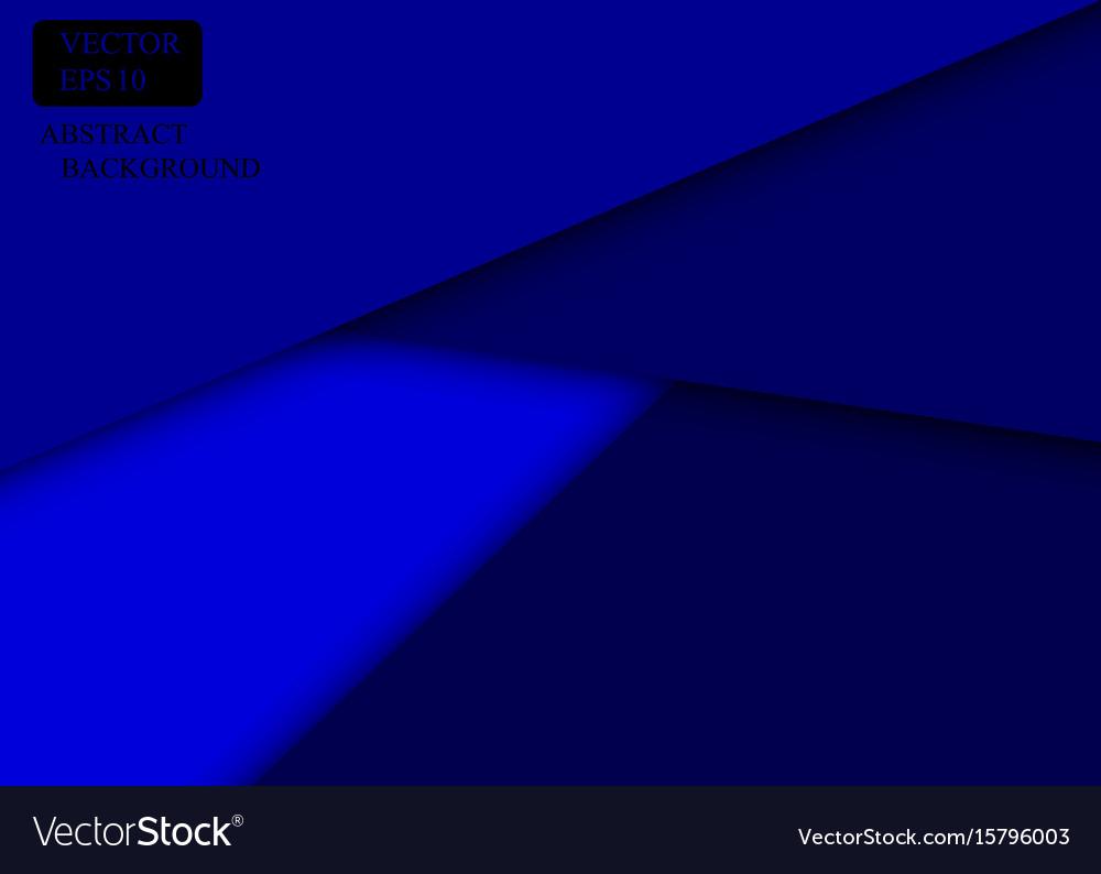 Dark blue banner wallpaper web design
