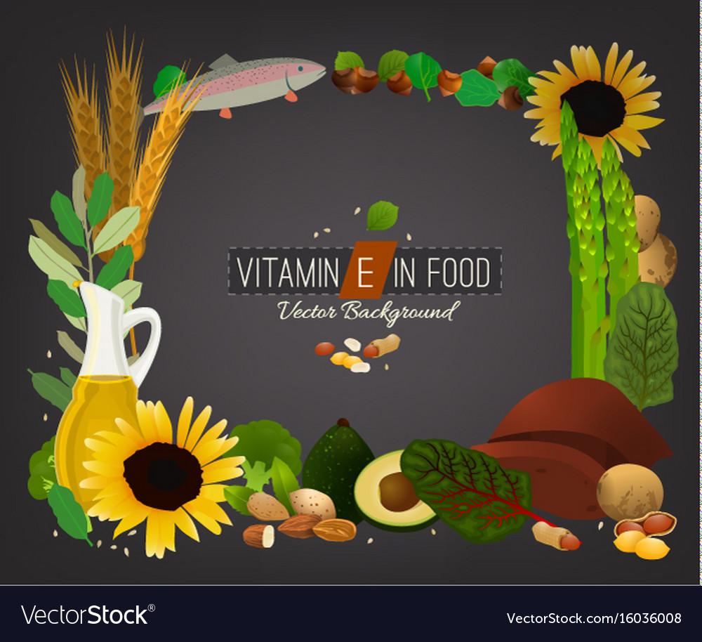 Vitamin e image