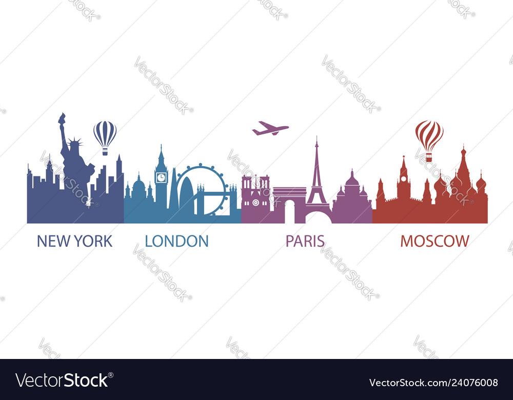 World landmark image