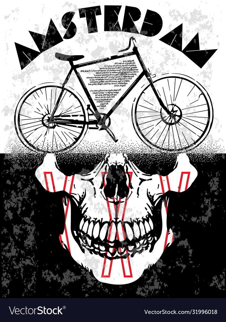 Amsterdam poster graphic design