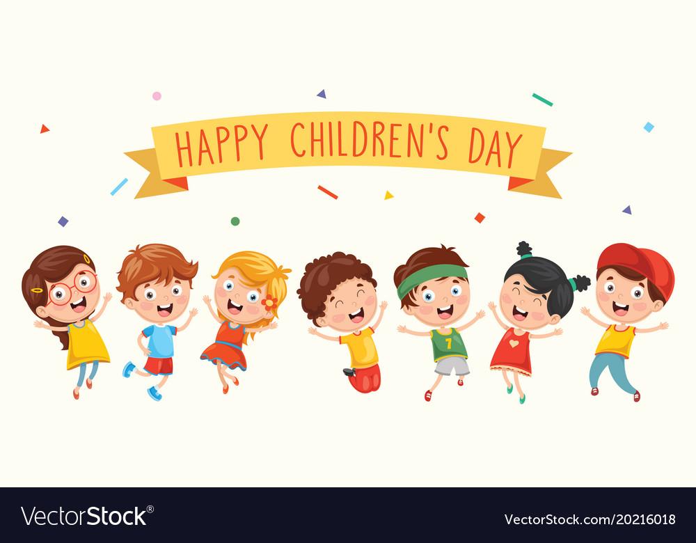 Happy children day