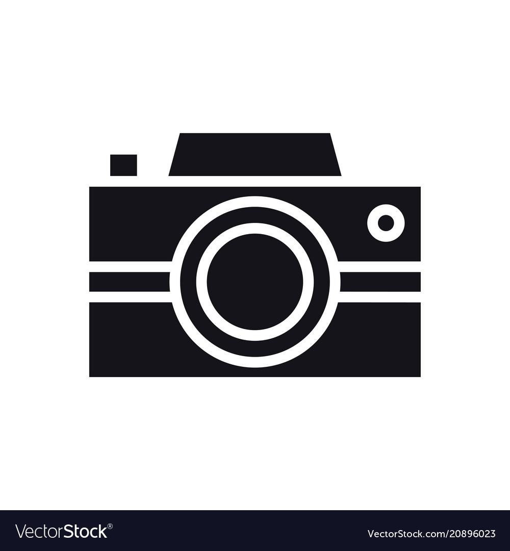 Camera icon photography logo digital camera