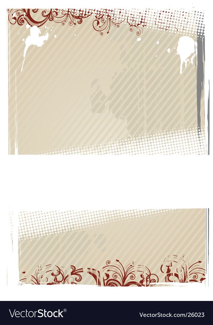 Illustration of beige wallpaper