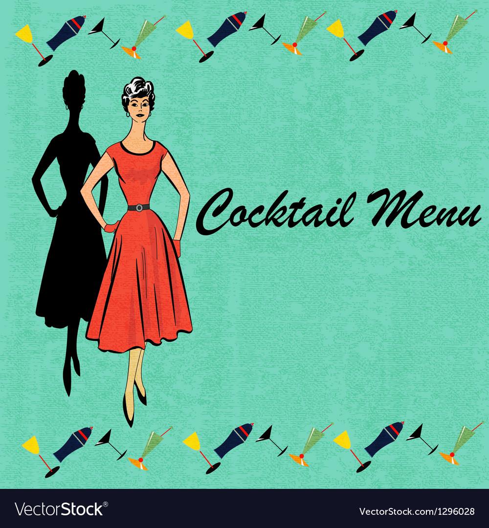 Retro Cocktails