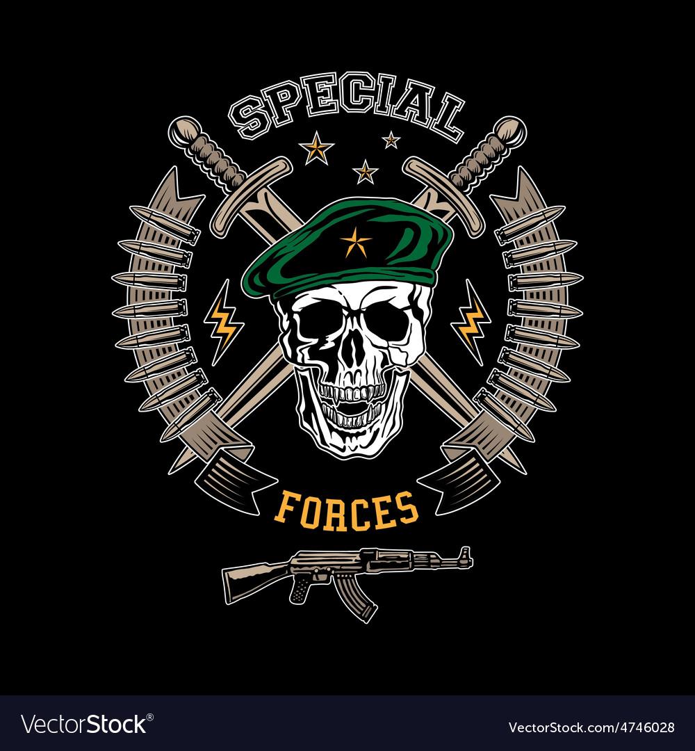 Skull spesial force 01