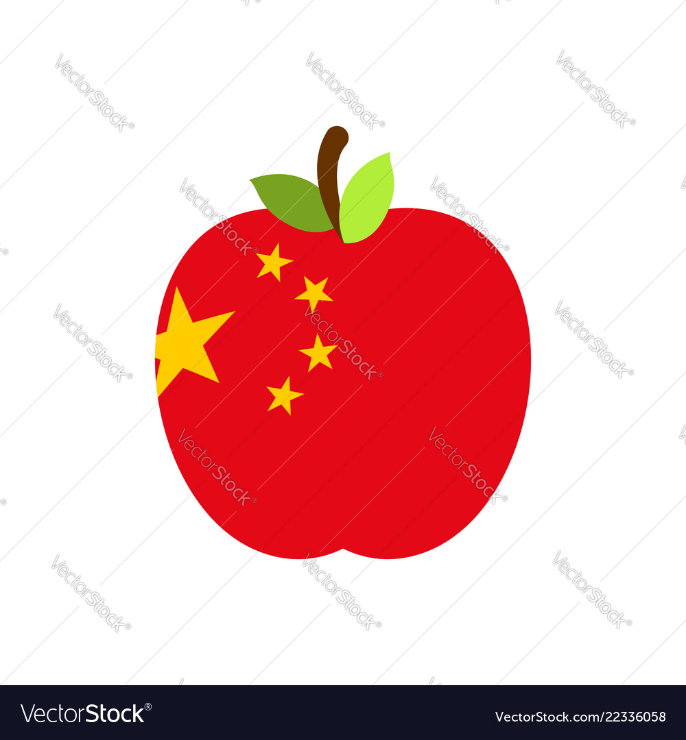 Chinese Apple Symbol Topsimages