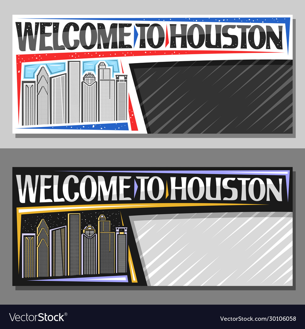 Layouts for houston