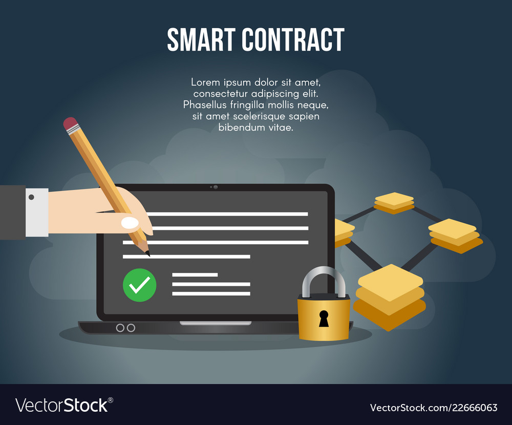 Smart contract concept design template