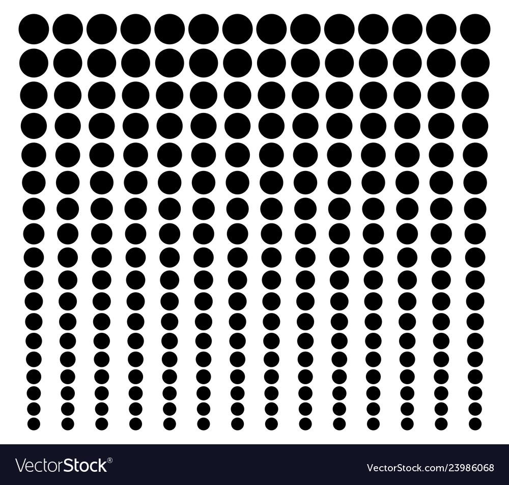 Dot line halftone pattern design dotted background