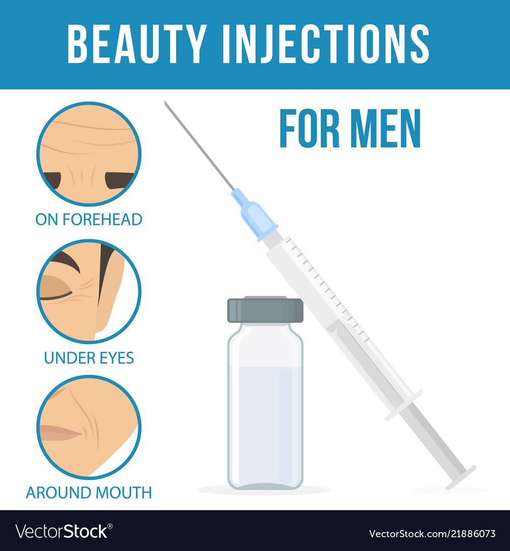 Cosmetic procedures botox