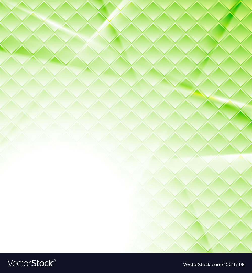 Light Green Tech Minimal Abstract Background