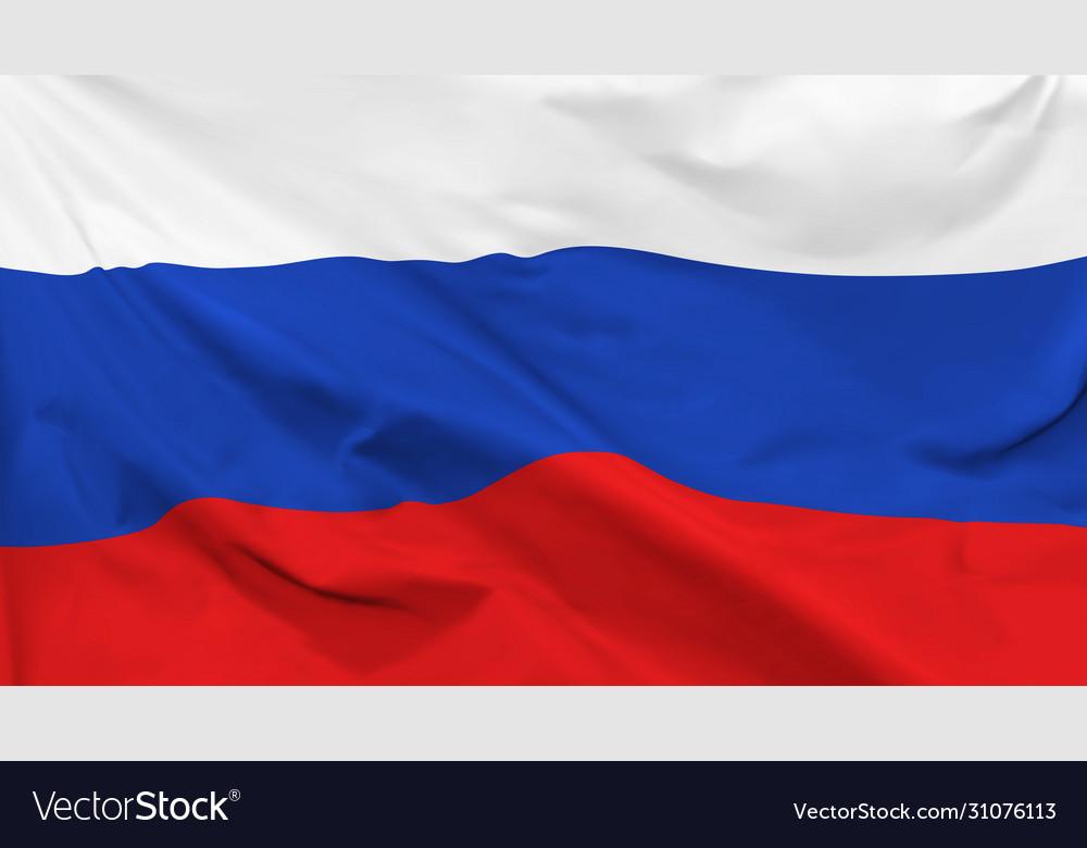 Flag russian federation